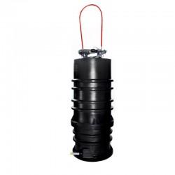Studzienka Wodomierzowa DN 600 Elplast z wyciaganym wyposażeniem                            width=