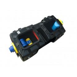 Separator węglowodorów, substancji ropopochodnych OLI SB I 3 , 3 litrów/sek                            width=
