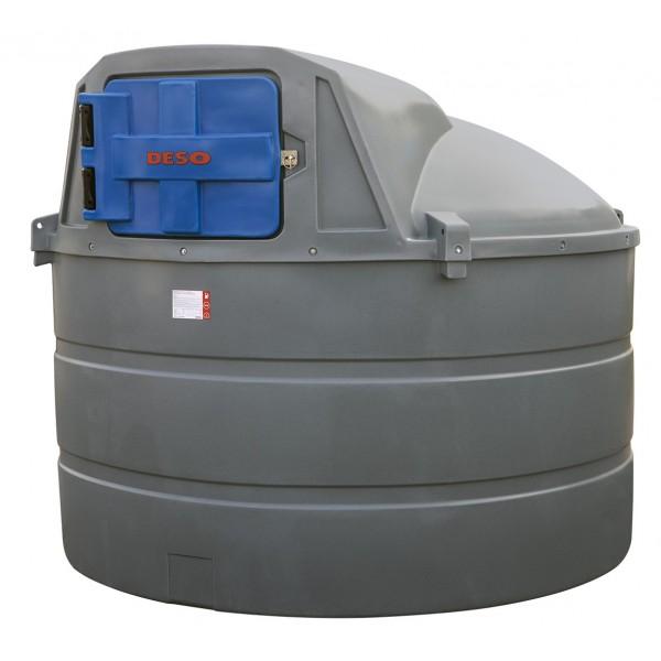 Zbiornik na paliwo 5000 litrów Deso Dystrybutor