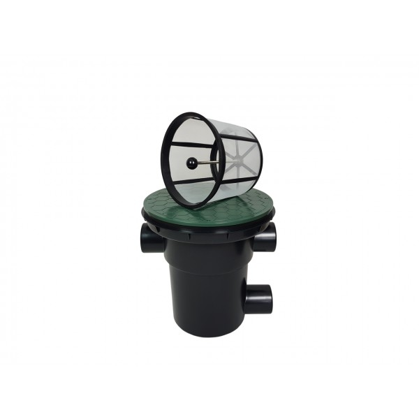 Filtr przelewowy D400 Aquabin