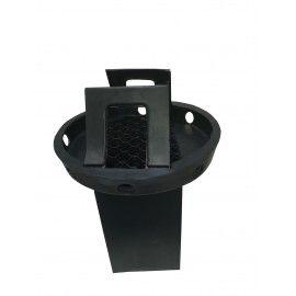 Kosz z filtrem osadnika oczyszczalni Gama Plastik