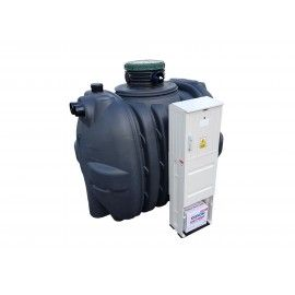 Oczyszczalnia Biologiczna OPTIMAX 4 SBR Aquabin