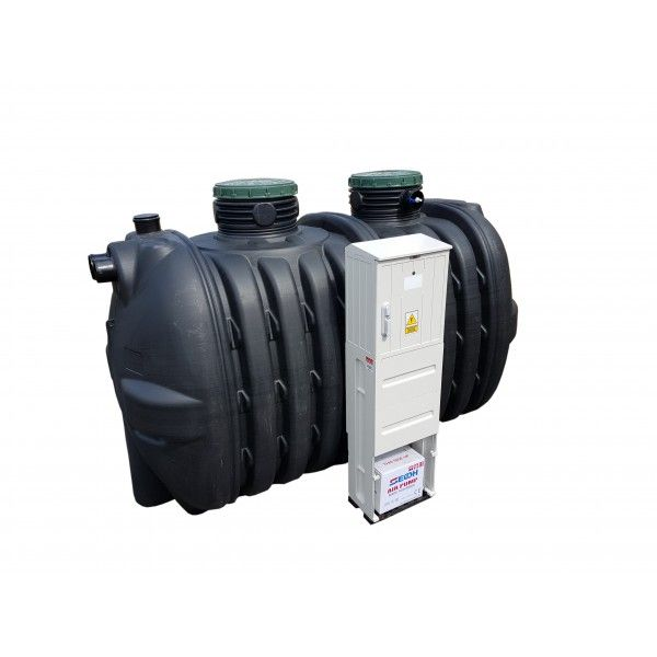 Oczyszczalnia Biologiczna OPTIMAX 5 SBR Aquabin