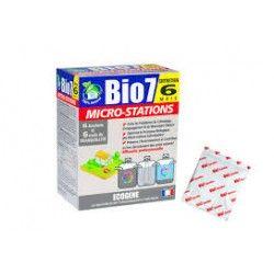 BIO 7 ENTRETIEN MICROSTATIONS  480 G.  TLENOWE                            width=