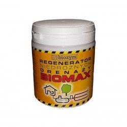 BIOMAX regenerator niedrożneg drenażu oczyszczalni                            width=