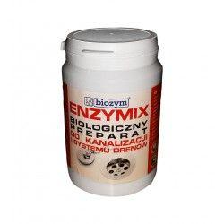 ENZYMIX biologiczny enzymatyczny preparat do udrażniania kanalizacji i systemu drenów                            width=